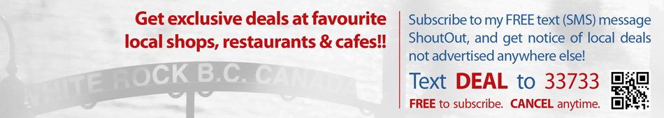 best favourite south surrey white rock restaurant cafe retail shops