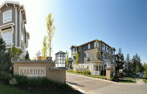 kaleden - 2729 158 ST Surrey - Townhouse