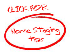 home staging tips - do it yourself and get more for your townhouse