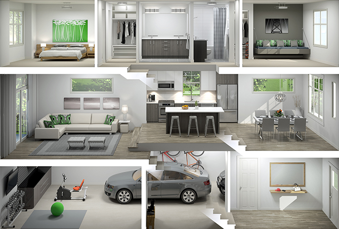 Learn Interior Design Part Time In Surrey Space Planning