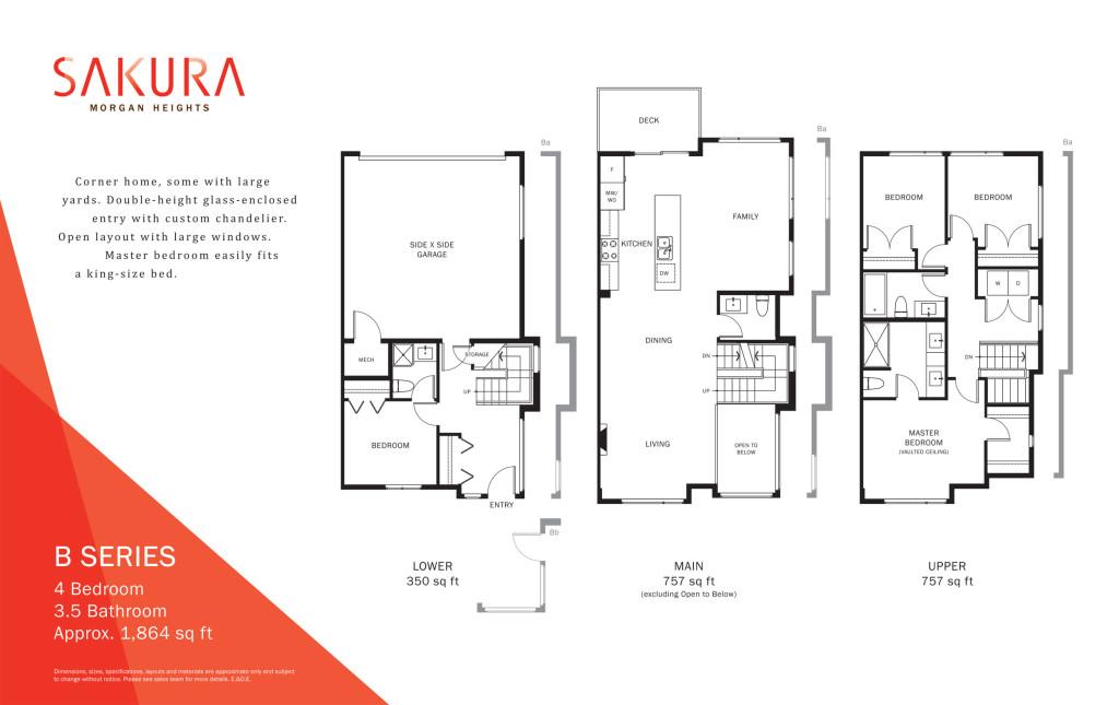 sakura townhouse floorplan-b
