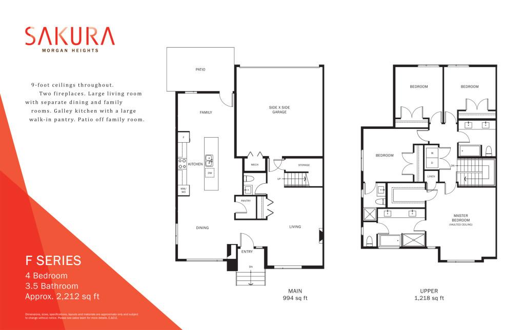 sakura townhouse floorplan-f