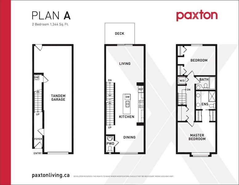 Paxton - Plan A