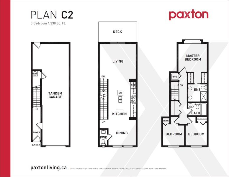 Paxton - Plan C2