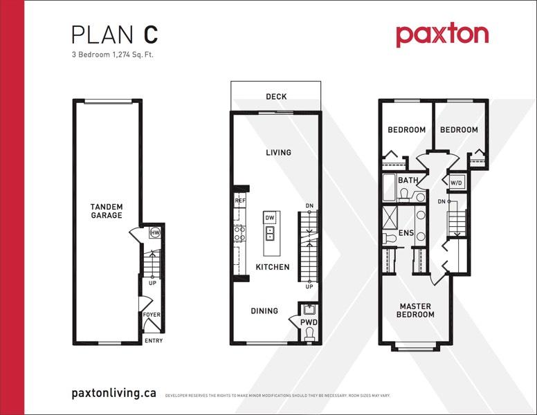Paxton - Plan C