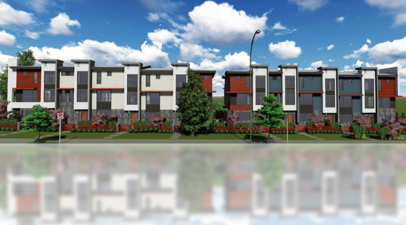 Luxury Townhomes SOUTH ON 16 Surrey White Rock