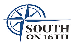 South on 16 townhouse in white rock logo