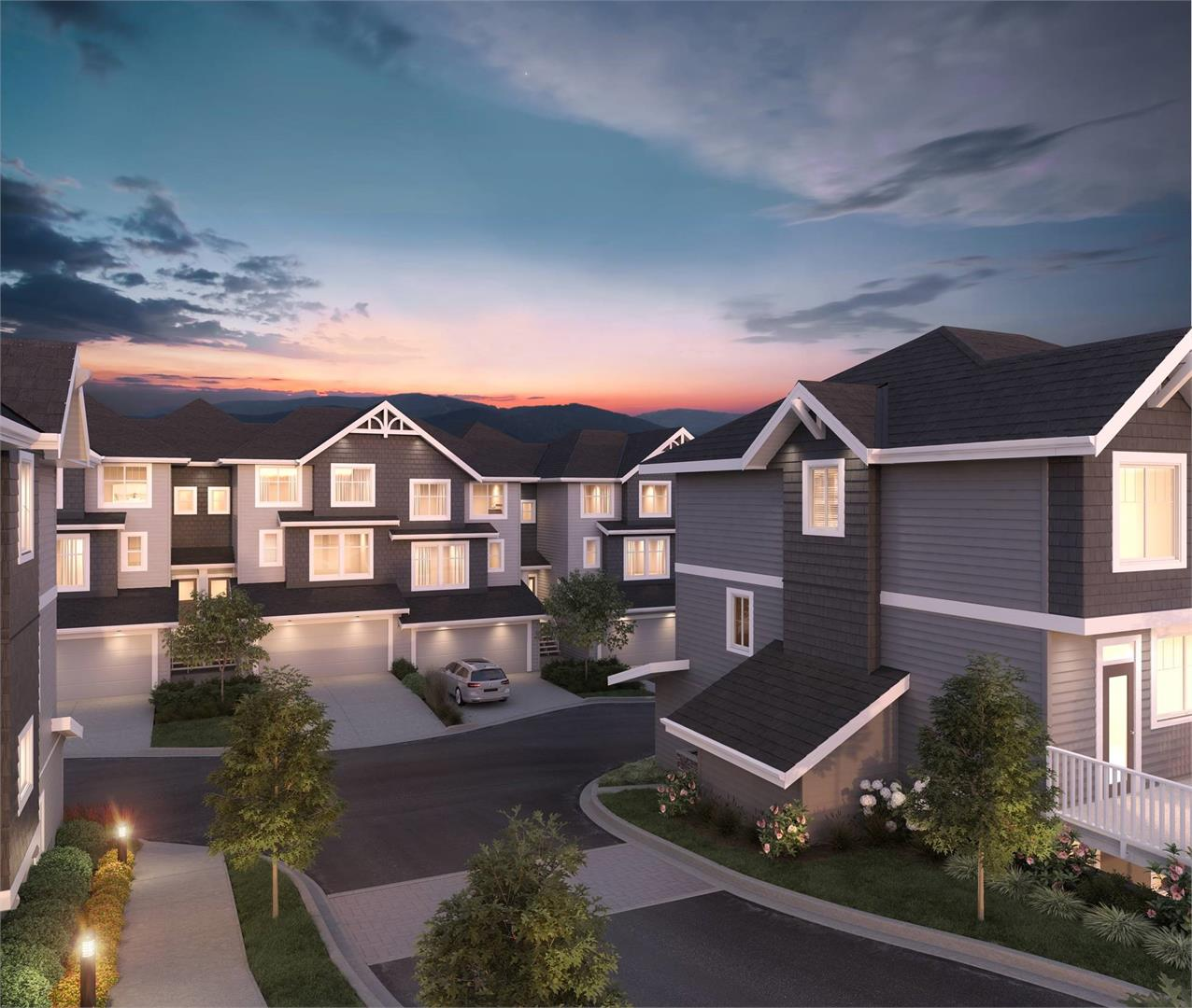 Olivia Townhomes south Surrey