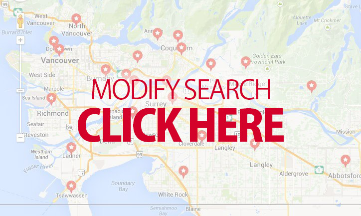 MLS Search Map Townhomes for sale south surrey, langley, cloverdale, clayton village, trevor brucki the townhouse guy